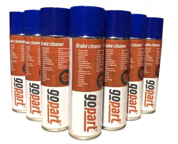 12 Stück Bremsenreiniger 500ml Teilereiniger Spray 0220 2149