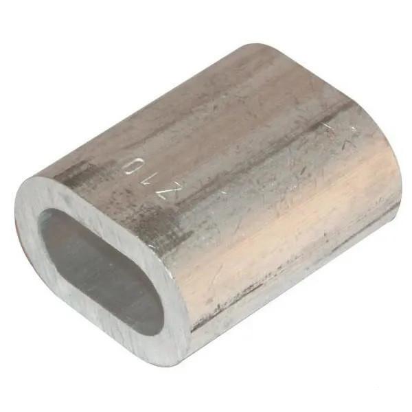 Presshülse Drahtseil Pressklemmen Aluminium 10mm    0621 4161