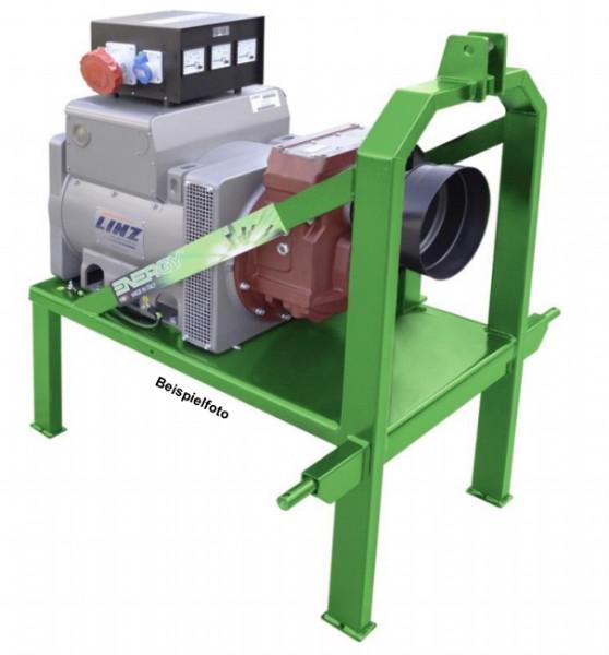 EY-130TCS-AVR Zapfwellenstromerzeuger Stromgenerator Energy, 130kVA, 1500rpm, Spngs.regler