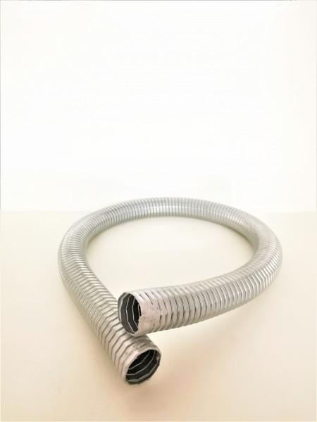 RESTPOSTEN: Abgasschlauch Metallschlauch 40mm, 58cm 400C
