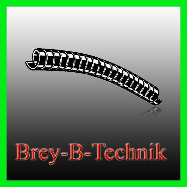 Scheuerschutz Bündelungsspirale Hydraulikschlauch 35mm