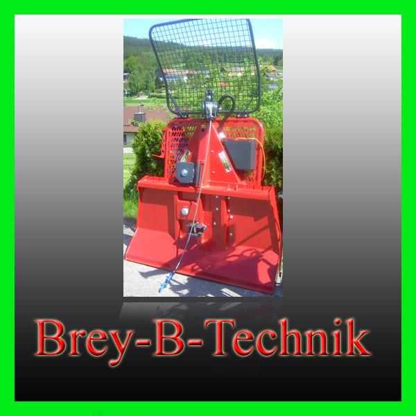 6 T EH Pro Forstmaster 160cm  inkl. E1 PIC Funk und Seilausstoß und Seileinlaufbremse Seilwinde Forstseilwinde Forstwinde