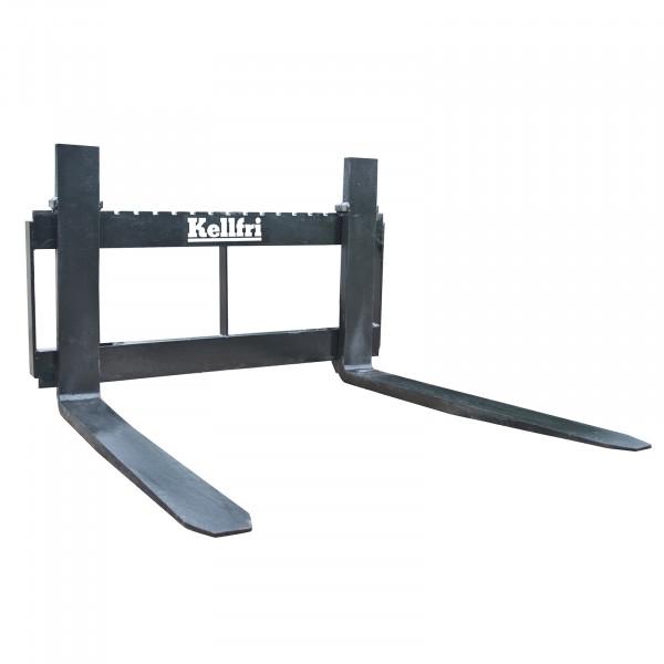 Palettengabel Gabelträger 1,5t , 1220x690mm Frontlader Euro-Norm