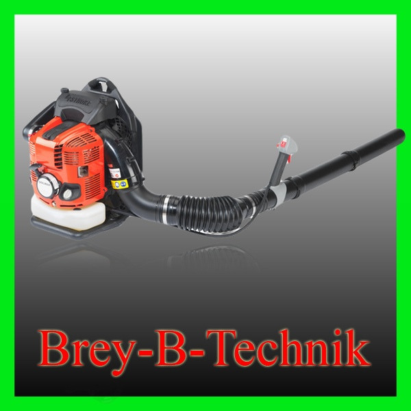 Dolmar Benzin-Blasgerät PB-7600.4 4-Takt-Motor gepolsterte Rückentrageinheit