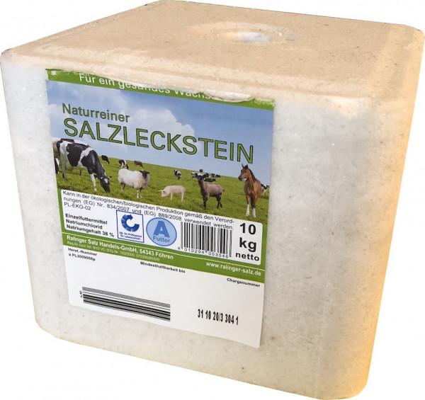 Salzleckstein NA 38% 10kg     0520 5326