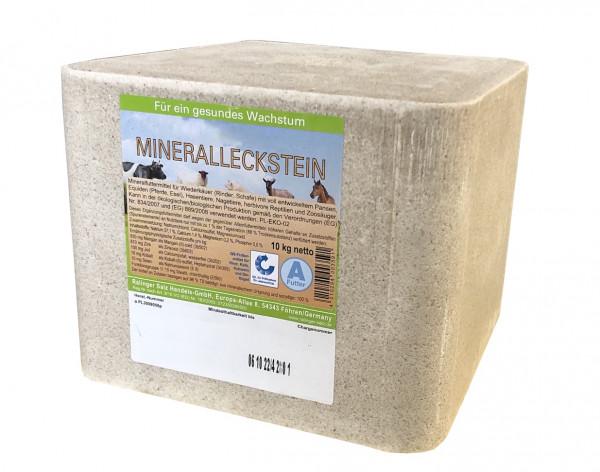 Mineralleckstein Leckstein 10kg   0520 5327