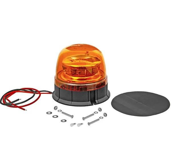 Rundumleuchte, LED, schraubbar, EMV 12V 24V hochwertig robust Warnleuchte Blinklicht