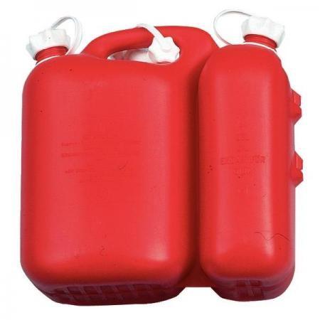 Kombi - Kanister mit Ausgießer