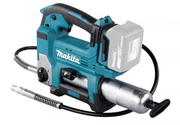 Makita Akku-Fettpresse DGP180Z 18V  690 bar  145/290 ml/min