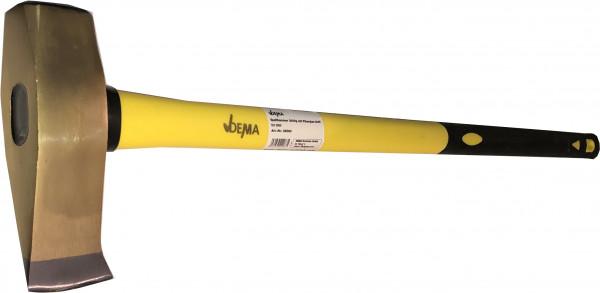 Spalthammer 3000g 90cm mit Fiberglas-Griff