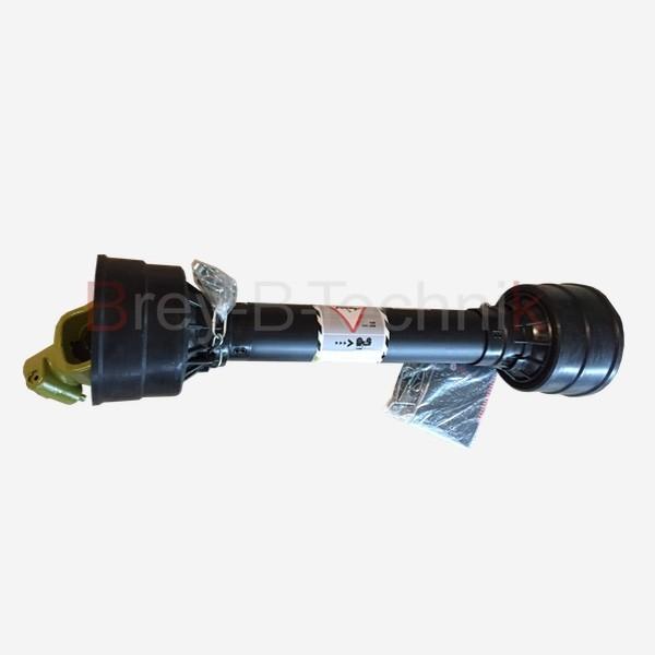 """Gelenkwelle Zapfwelle W2100-1210M, beidseitig 1 3/8"""" 6 Zähne"""