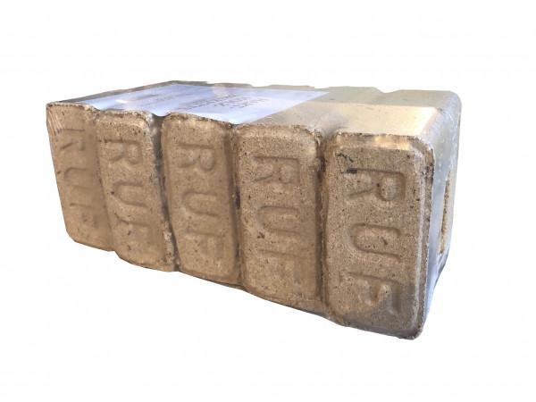 10 kg RUF Hartholzbriketts 0121 6459