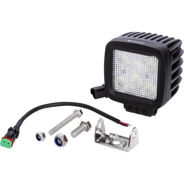 LED-Arbeitsscheinwerfer 42W 3780 lm 12V 24V Zusatzscheinwerfer Flutlicht Nahfeldausleuchtung Rückscheinwerfer