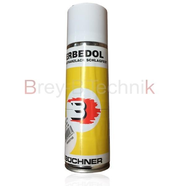 FENDT ROT 300 Spray Büchner Erbedol Lack Kunstharzlack Farbe 300ml