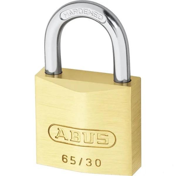 ABUS Vorhängeschloss 65/30     0621 4508