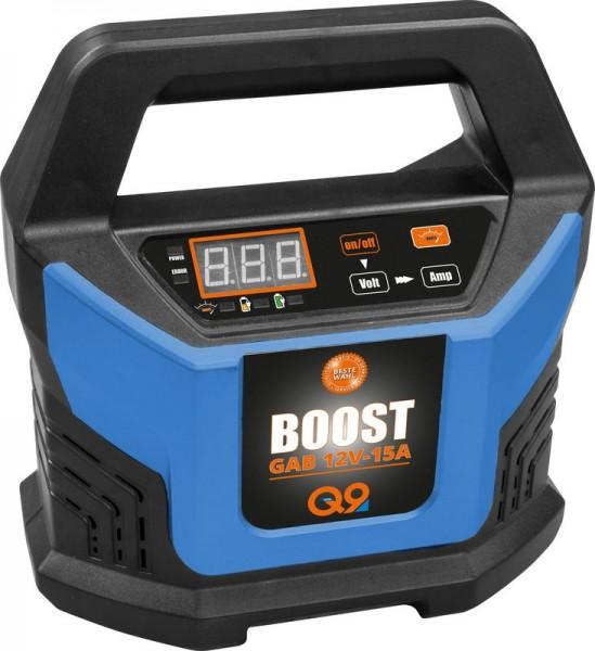 Batterie-Ladegerät GAB 12V-15A-BOOST
