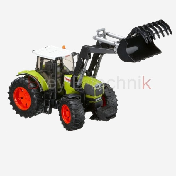 BRUDER 03011 Traktor Claas Atles 936 RZ mit Frontlader