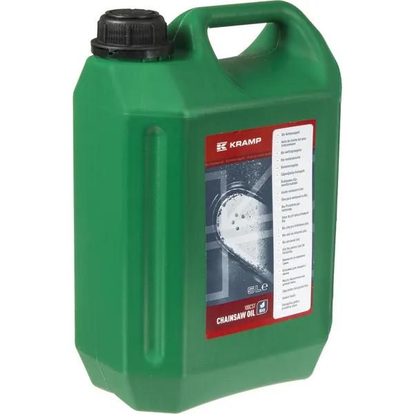 Bio-Kettensägeöl Haftöl Kettenöl 100cst 5L