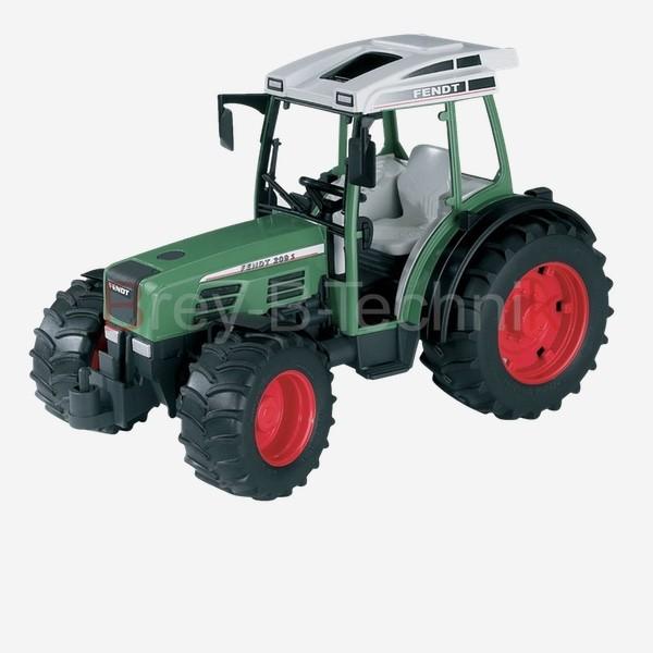 BRUDER 02100 FENDT 209S Traktor