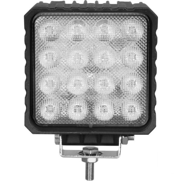 LED-Arbeitsscheinwerfer 48W 3840 lm Flutlicht Nahfeldausleuchtung 12V 24V