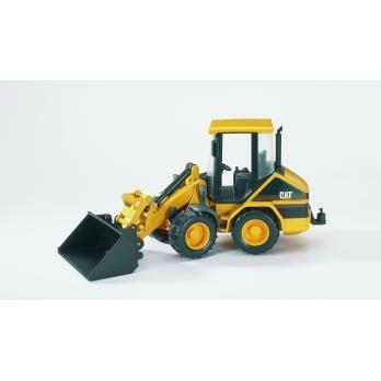 BRUDER 02441 CAT Kompaktgelenkradlader