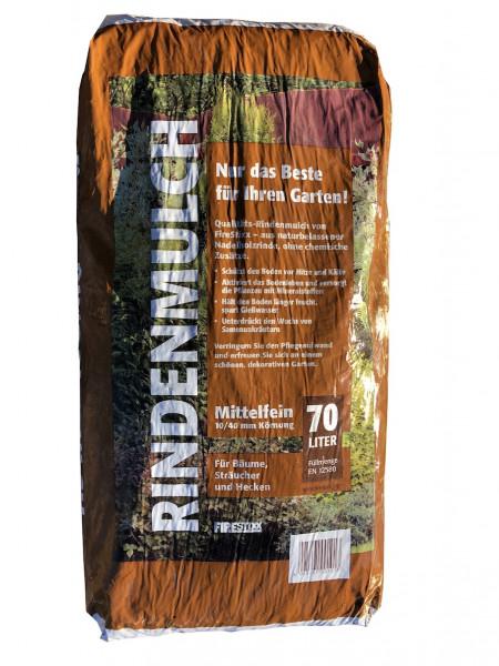 70L Rindenmulch mittelfein Firestixx 10/40mm   0620 4046