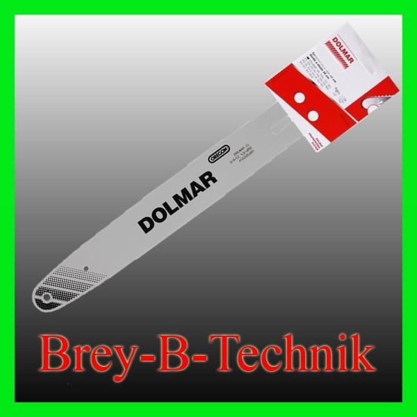 """Dolmar Sägeschiene Schwert Sternschiene 3/8"""" Profi 1,5 mm (PS- 6400 - 7910)"""