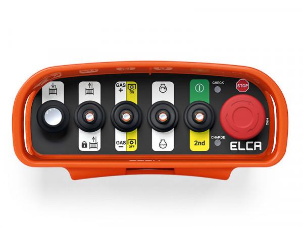 Forstfunk Funkfernsteuerung ELCA E1 VETTA Einfach Trommel
