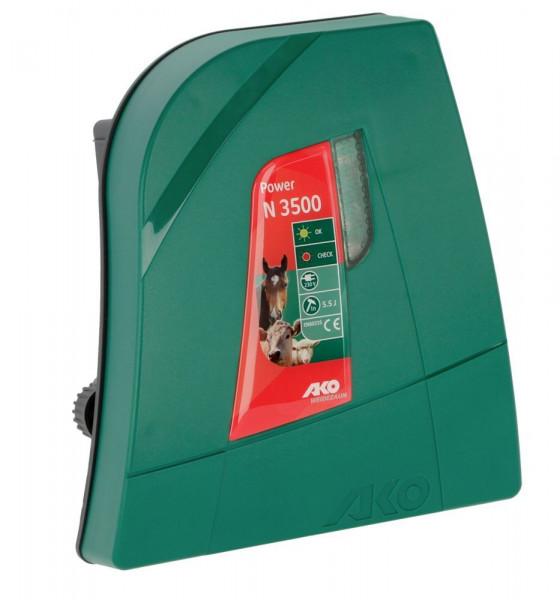 Weidezaungerät Netzgerät Power N3500 230V