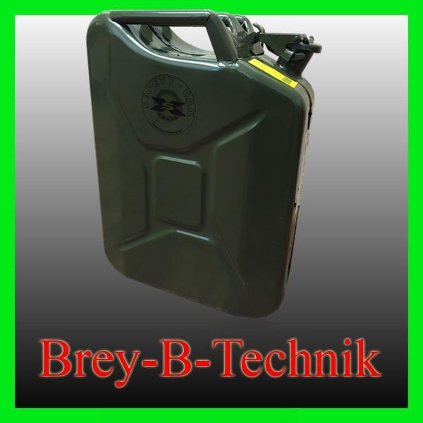 20 L Jerrycan mit eXess® Kanister ex-Schutz explosionsgeschützt