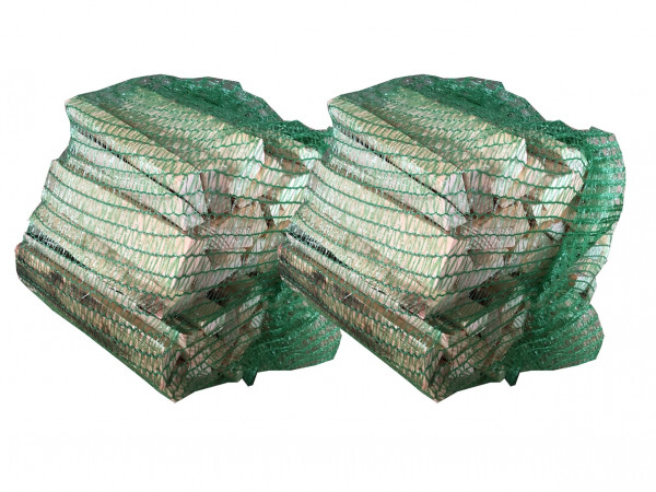 2 Stk. Brennholz Anmachholz Anfeuerholz Anzündholz ca. 7kg trocken ofenfertig