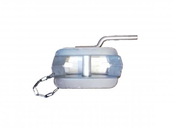 Anhängerkupplung SBR-80        0120 6159