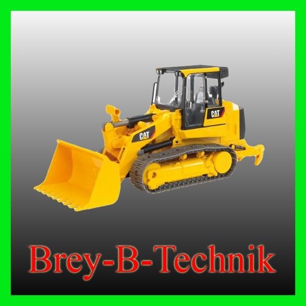 BRUDER 02447 CAT Kettenlader